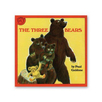 thee bears earlybird galdone book
