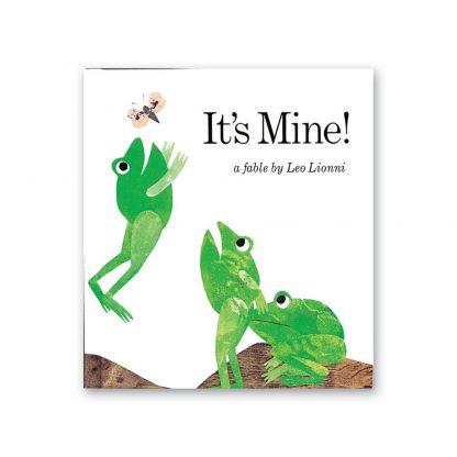 its mine lionni earlybird book