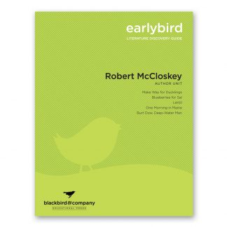 mccloskey earlybird workbook
