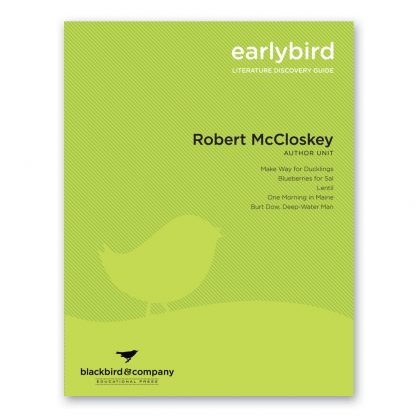 mccloskey earlybird workbook