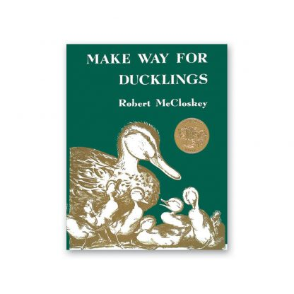 make way for ducklings mccloskey earlybird book