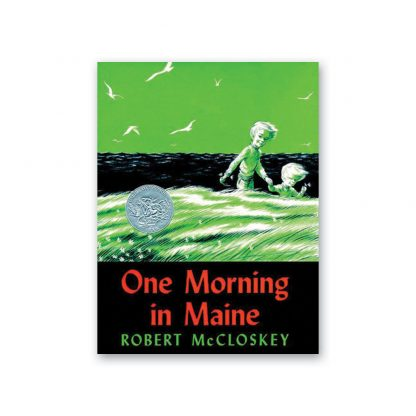 one morning in maine mccloskey earlybird book