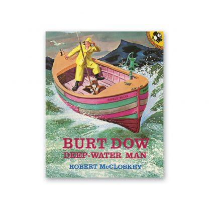 burt dow mccloskey earlybird book