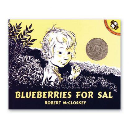 blueberries for sal mccloskey earlybird book