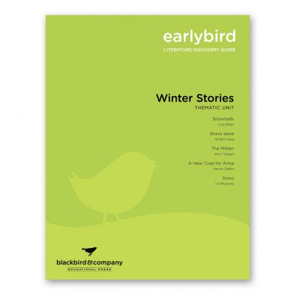 earlybird winter workbook