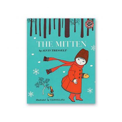 mitten earlybird winter book