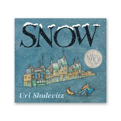 snow earlybird winter book