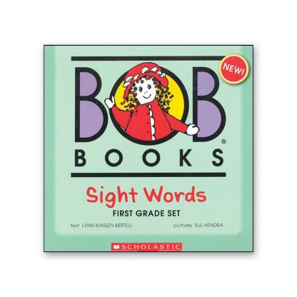 bob books sight words first grade