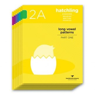 hatchling volume 2 workbooks