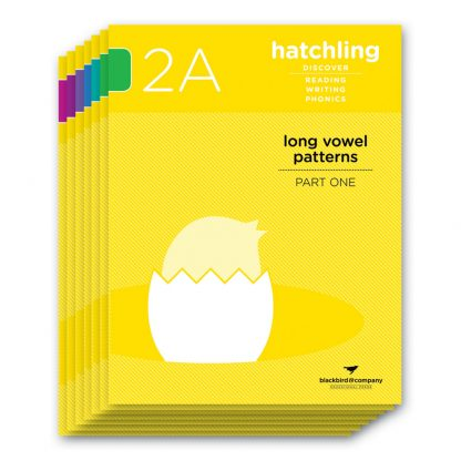 hatchling volume 2 workbooks