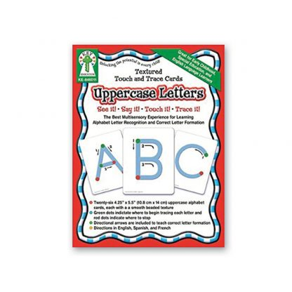 touch and trace uppercase