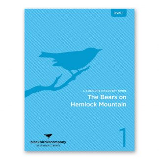 bears on hemlock mountain workbook