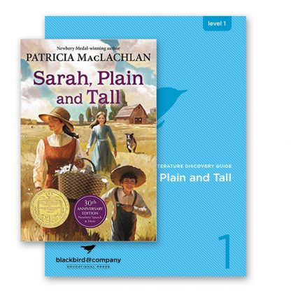 sarah plain and tall bundle
