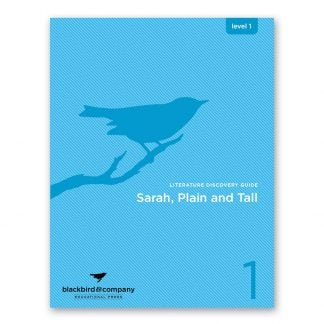 sarah plain and tall workbook