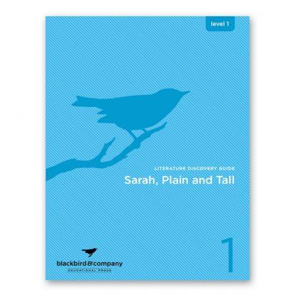 sarah plain and tall workbook