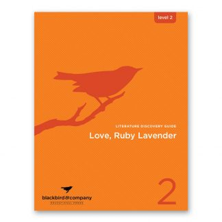 Love, Ruby Lavendar study guide