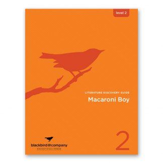 Macaroni Boy study guide