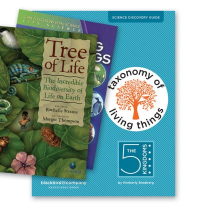 Taxonomy of Living Things-Bundle