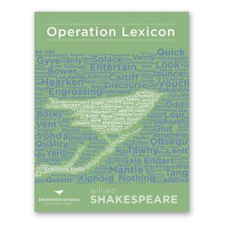 Operation Lexicon 11 - Shakespeare