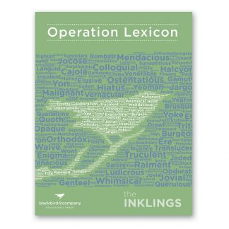 Operation Lexicon 9 - THe Inklings