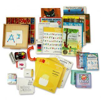 complete kindergarten language arts