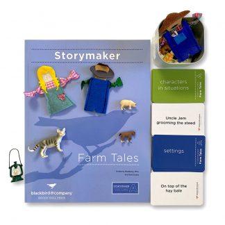 Storymaker A - Farm Tales - Bundle