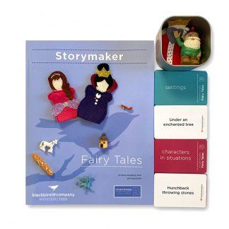 """Storymaker """"B"""" Fairy Tales"""