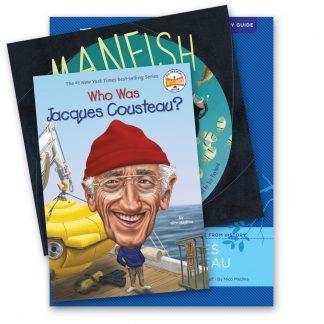 Jacques Cousteau BN