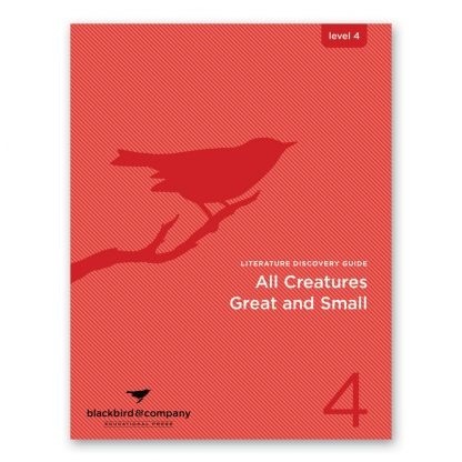 All Creaturers Great and Small