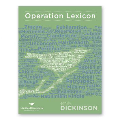 Operation Leicon 8 - Emily Dickinson