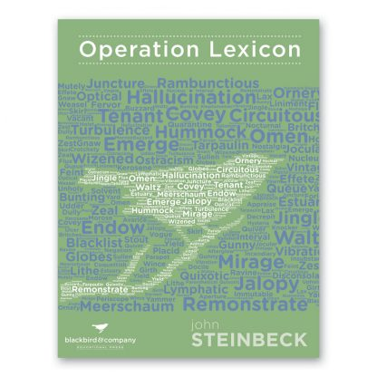 Operation Lexicon 10 - John Steinbeck